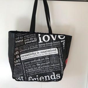 FREE w/ purchase of $60+ Lululemon bag